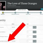 Great news! Now you CAN record your production of The Love of Three Oranges or Polar Twilight!