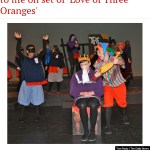 Reviews are in for R.A. Long High School's production of The Love of Three Oranges