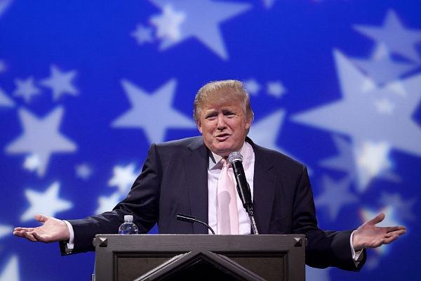 Trump the chump!