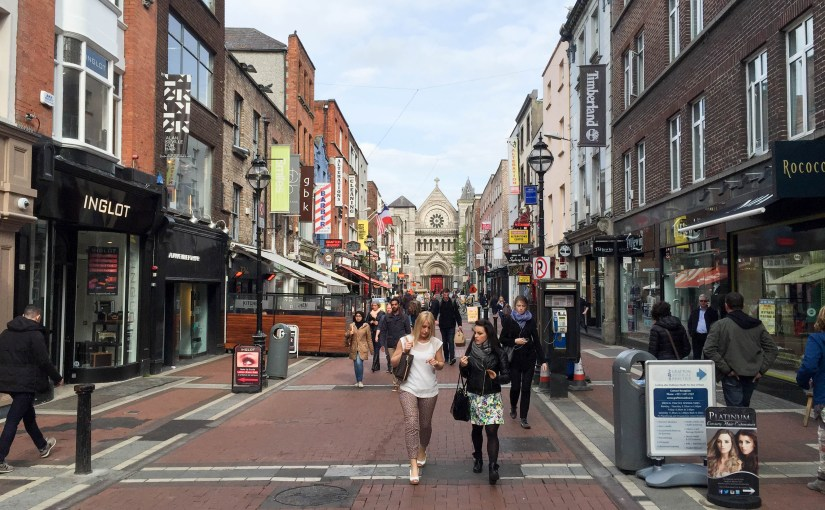 A couple of days in Dublin