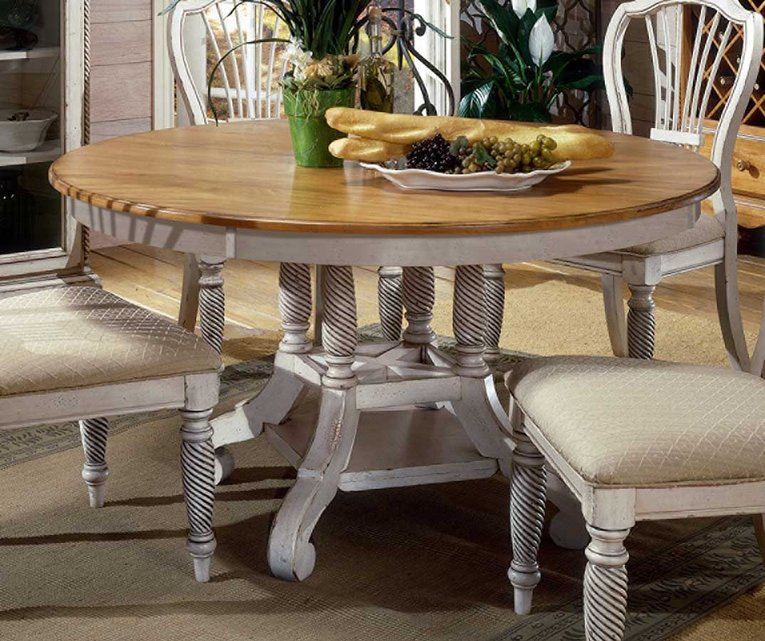 Cozy Hillsdale Wilshire Round Oval Table Hillsdale Wilshire Round Oval Table Oval Table 4 Legs Oval Table Cover houzz-03 Oval Dining Table