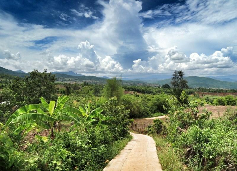 Pai - Thailand 2013
