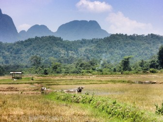 Vang Vieng - Laos 2013
