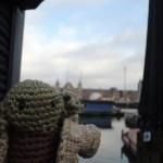 Yoda in Amsterdam