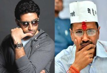 Abhishek ,jokes on AAP, Funny pic