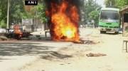 ex-CM Convoy Attacked
