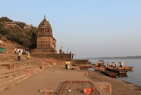 Ahilyabai Holkar capital Maheshwar