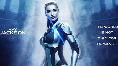 After Rajinikanth and Akshay Kumar, Amy Jackson's 2.o look out. See pic | regional movies ...