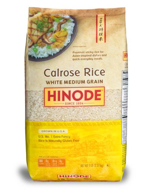 Calrose Medium Grain White Rice