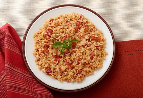 image of slow cooker mexican rice