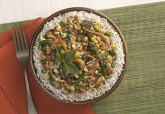 Hinode rice: Basmati Rice Pulao recipe