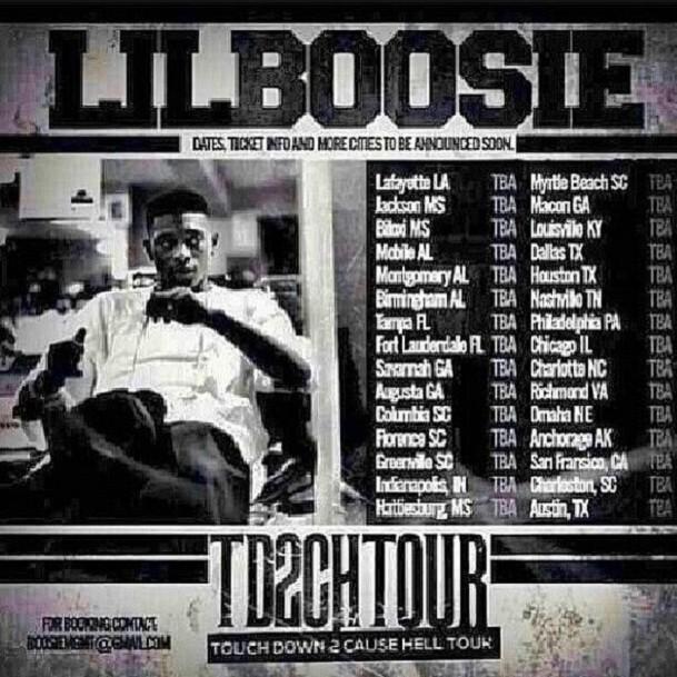 Boosie tour