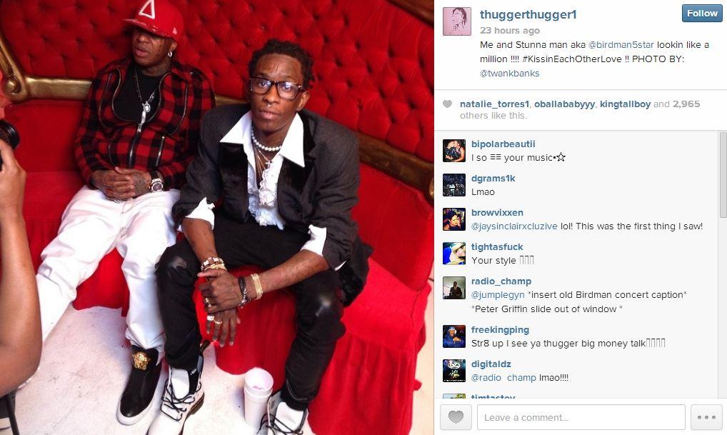 Young Thug IG