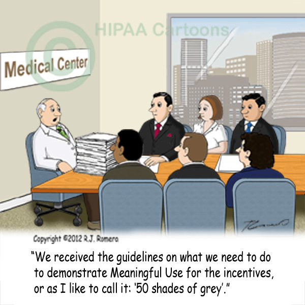 Cartoon-Doctor-tells-staff-Meaningful-use-guidelines-50-shades-of-gray_emr135