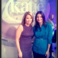 "Katie Couric Show + Featured Article ""Natural Alternatives to Prescription Drugs"""