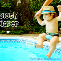 Cloth Diaper Love {Guest Editorial}