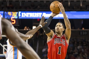 D Rose is as focused as ever to carry the Bulls back to the top of the East.