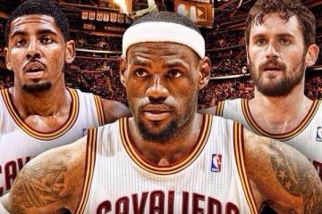 Uncle Drew, Uncle Wes & Wise LeBron. It was destiny.