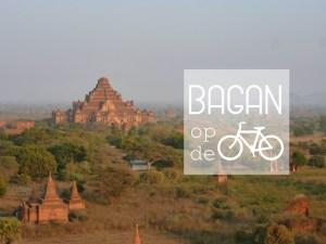Bagan op de fiets Myanmar