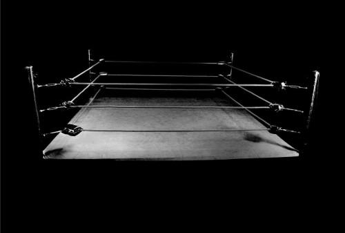 1º Aula de Combate Corporal Boxing-ring-e1391291758584