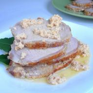 By Request: Pressure Cooker Pork Loin Braised in Milk