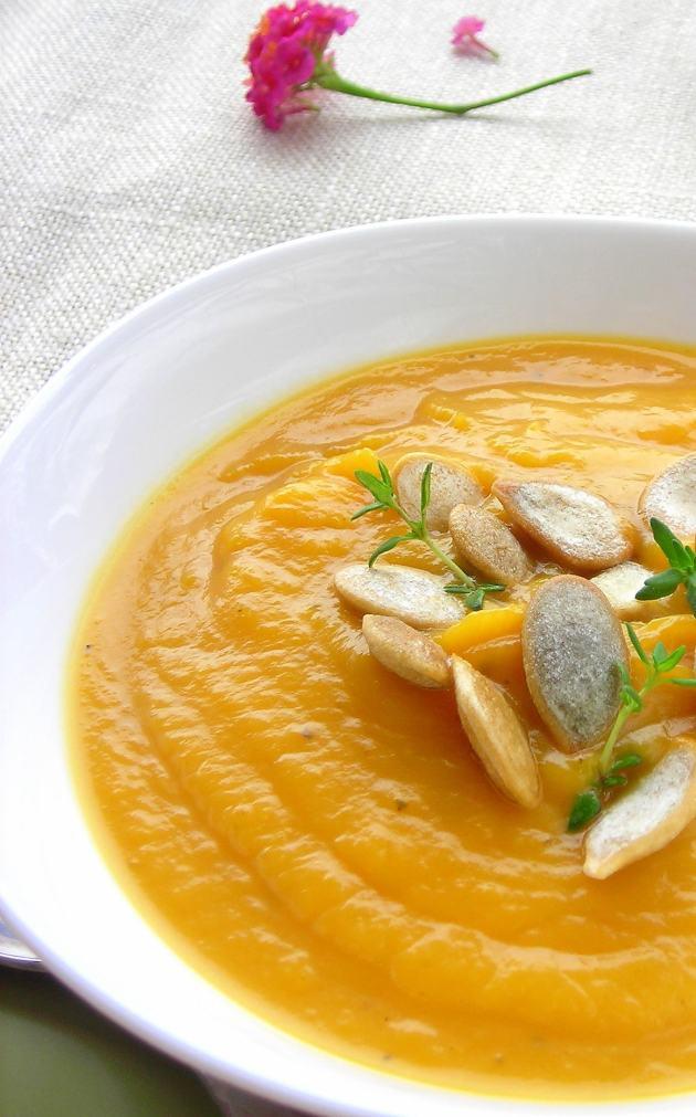 Butternut Squash Soup PRESSURE COOKER Recipe