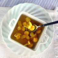 Pressure Cooked Chicken Broth - Lesson 6: Making Chicken Stock in the pressure cooker