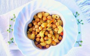 COZY! Pressure Cooker Minestrone Soup (Pasta e Ceci)