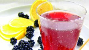 Blackberry Italian Soda?!?! Making Fruit Extracts