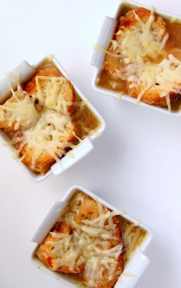 Pressure Cooker French Onion Soup - Julia Child
