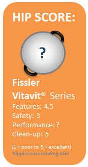 Fissler Vitavit Review Score