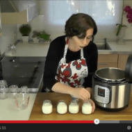 Instructions & VIDEO: How to make Yogurt In Instant Pot DUO