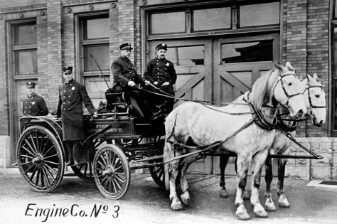 Engine Co. No. 3 Milwaukee History