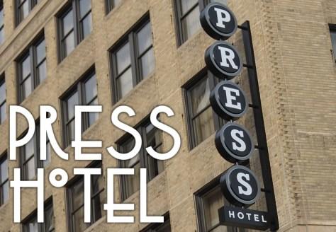 Press Hotel Button