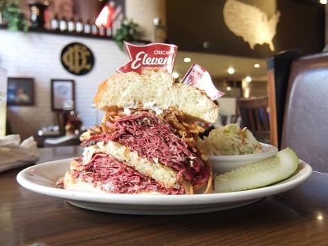 Hipstorical: Eleven City Diner Chicago Deli