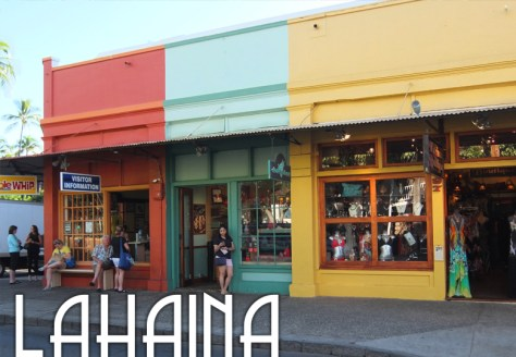 Hipstorical Button - Lahaina