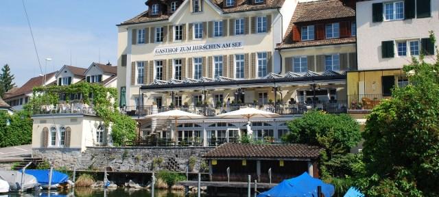 Das romantische Hotel am Zürichsee