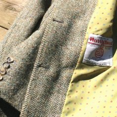 Combining iconic British Fabrics