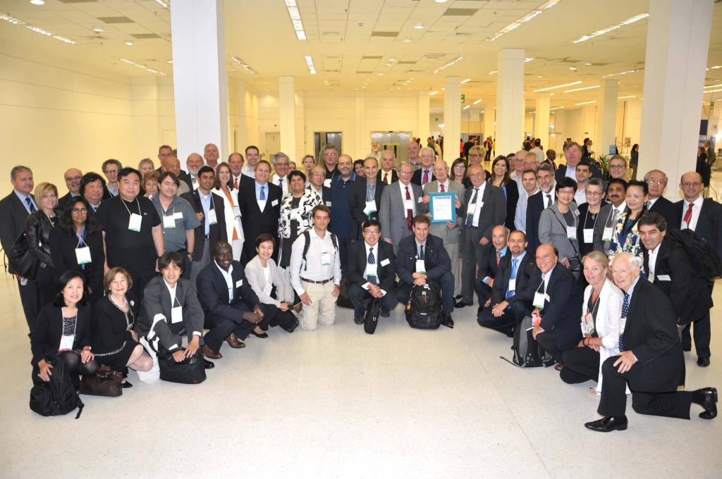 IMIA GA delegates