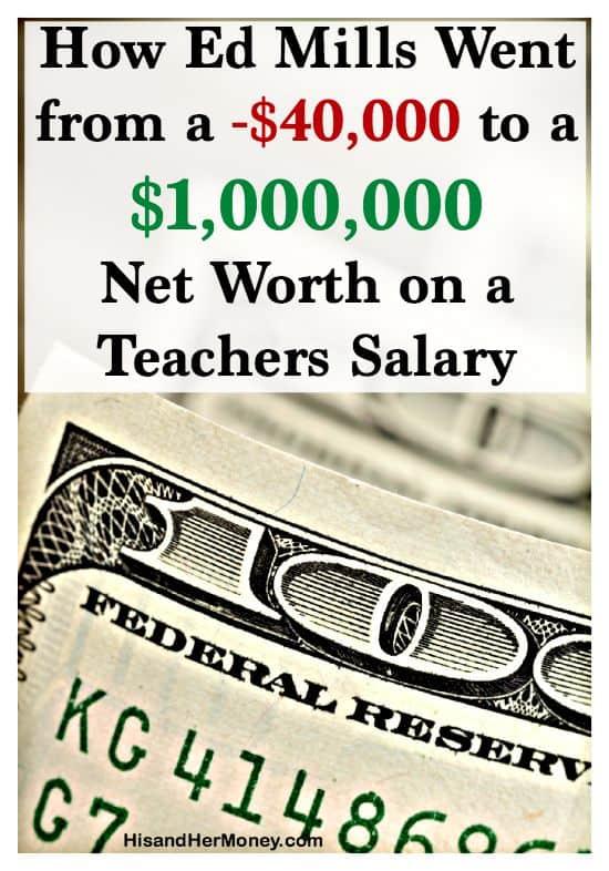 Ed Mills The Millionaire Teacher