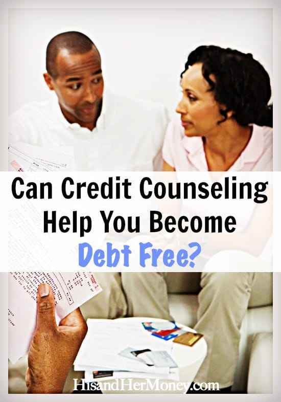 Can Credit Counseling Help