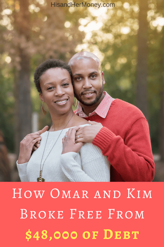 How Omar and Kim Broke Free From $48,000 of Debt (1)