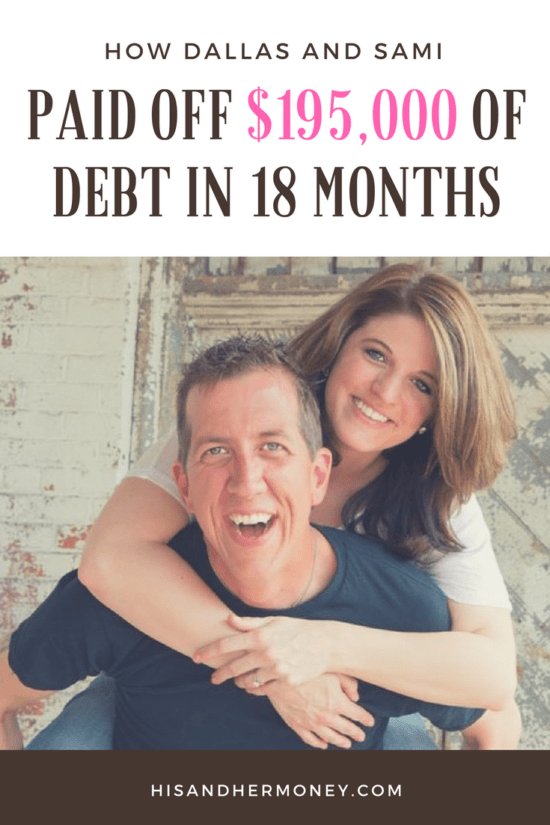 How Dallas and Sami Paid Off $195,000 of Debt in 18 Months (1)