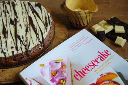 Chocolate Ginger Cheesecake
