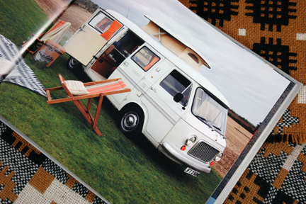 page in My Cool Campervan featuring a a Fiat 238 Weinsberg campervan