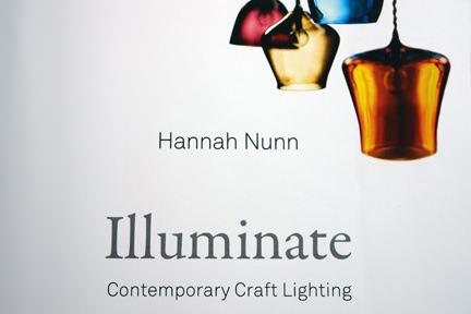 dandelion lamp handmade by Hannah Nunn