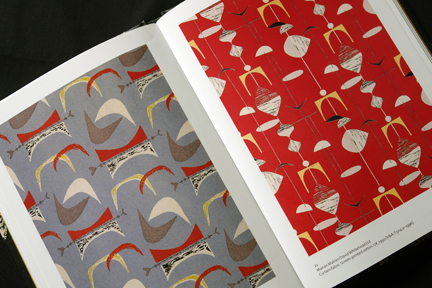 vintage patterns designed by Marion Mahler for David Whitehead Ltd in the 1950s