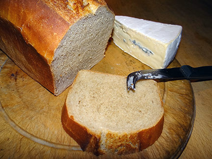 Cakes & Bakes: Simple plain white loaf
