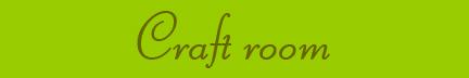 """Craft room"" blog post banner"