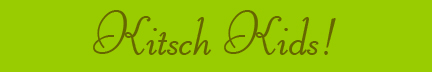 """Kitsch Kids"" blog banner image"